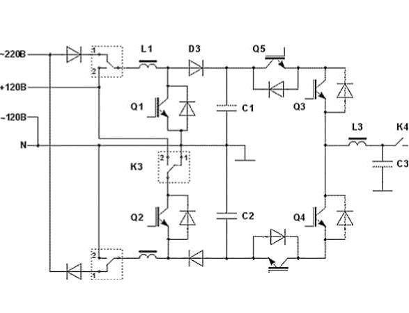 Рис. 2. Структурная схема