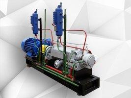 Насосные агрегаты типа НПС 65/35-500 (2)