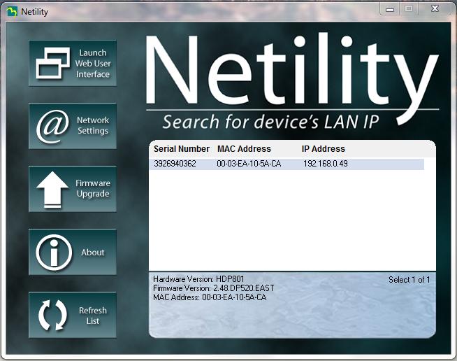 netility