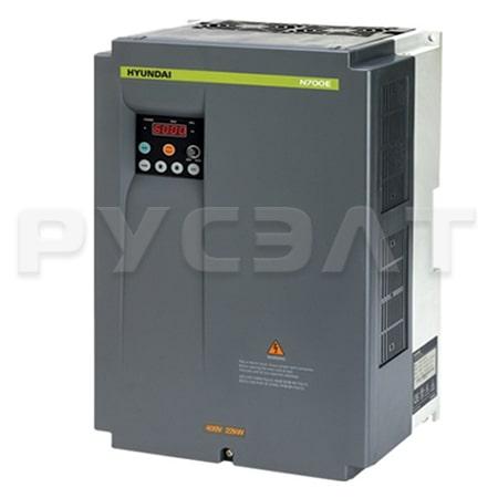 Преобразователь частоты HYUNDAI N700E-185HF/220HFP