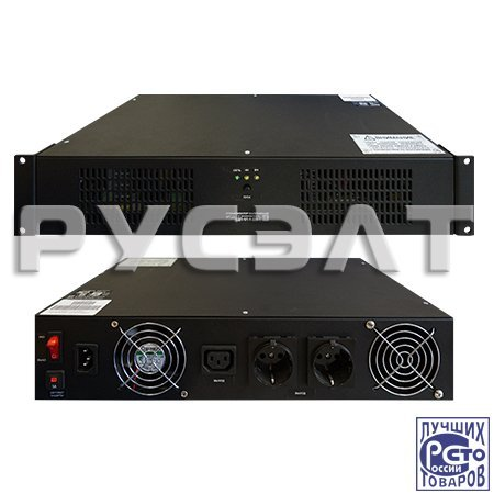Инверторный стабилизатор напряжения СДП-1/1-1-220-Т 1 кВА