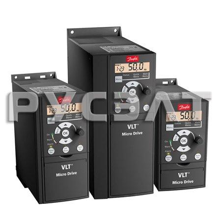 Преобразователь частоты Danfoss VLT Micro Drive FC51-132F0007