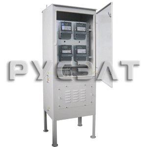 Шкаф учета электроэнергии коттеджный наружной установки серии ШКН