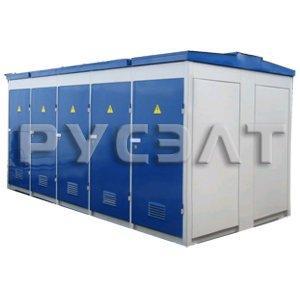 Комплектная трансформаторная подстанция КТП 6,10 кВ.