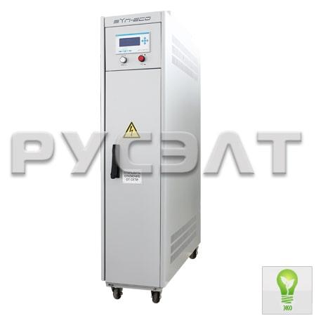 Стабилизатор напряжения трехфазный SYN-Eco-80-0.4-15/20-В