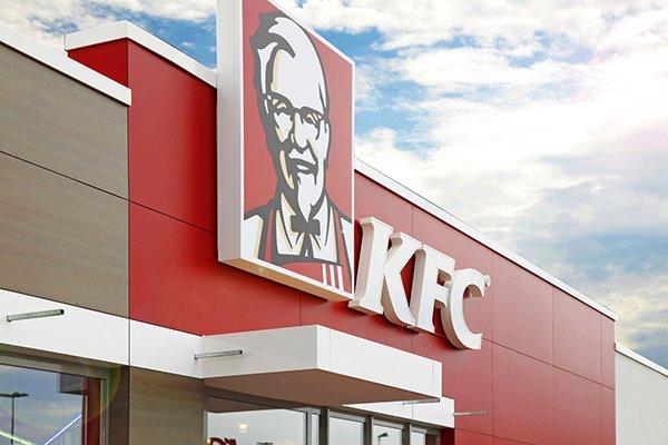 Международная сеть ресторанов общественного питания KFC рекомендует продукцию группы РУСЭЛТ