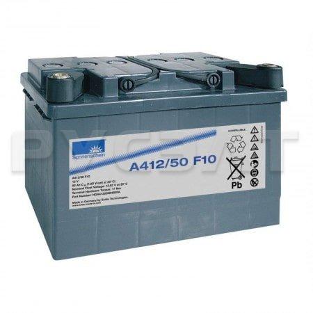 Аккумуляторные батареи Sonnenschein A412/50 F10