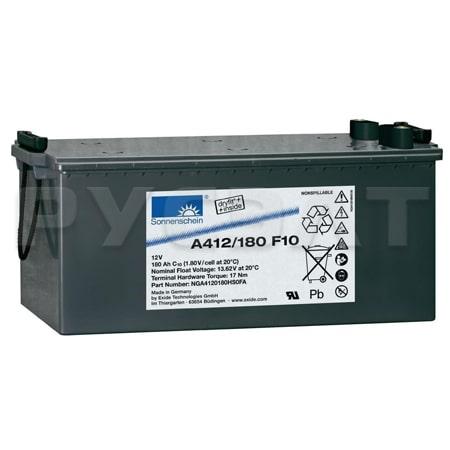 Аккумуляторные батареи Sonnenschein A412/180 F10