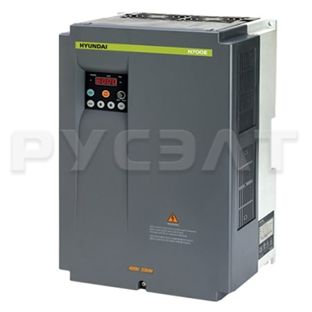 Преобразователь частоты HYUNDAI N700E-055HF/075HFP
