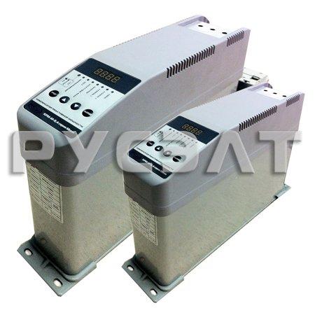 Компактный компенсатор реактивной мощности КРМ-М-0,4-20-2-10У3 IP20
