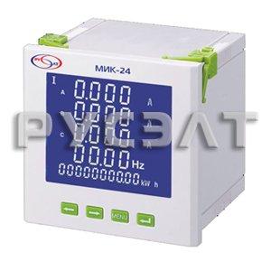 Универсальный индикаторный контроллер МИК-24