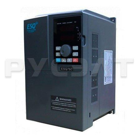 Преобразователь частоты ESQ-760-4T0900G/1100P