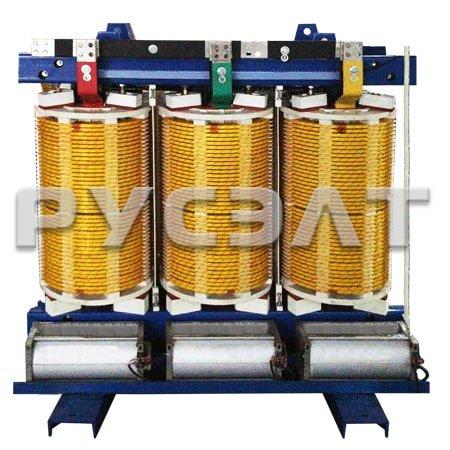 Трехфазный Трехфазный сухой трансформатор ТС-1250