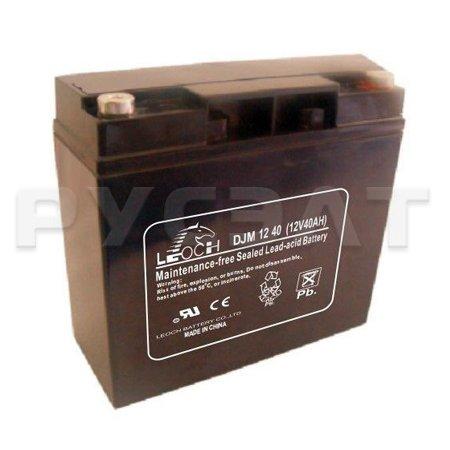 Аккумуляторная батарея Leoch DJM 1240