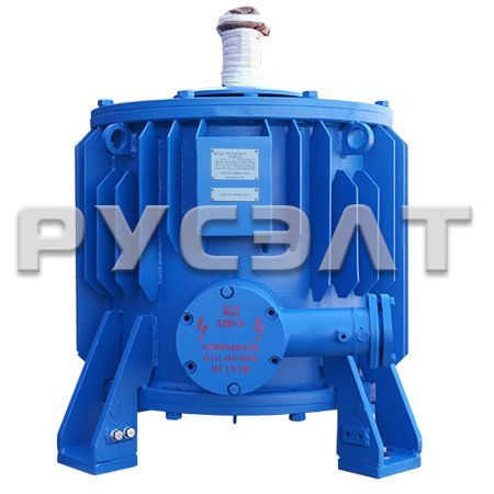 Электродвигатель вертикальный ВАСО4-22-14
