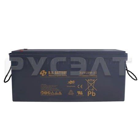 Аккумуляторная батарея BB.Battery BPS 200-12
