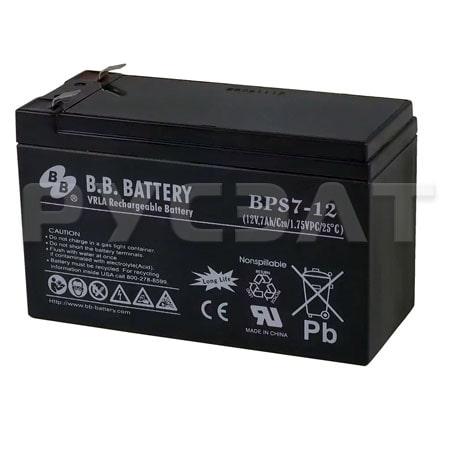 Аккумуляторная батарея BB.Battery BPS 7-12