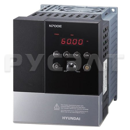 Преобразователь частоты HYUNDAI N700E-007HF