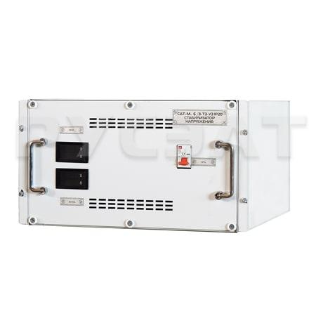 Стабилизатор напряжения однофазный 9 кВА СДТ-М-9/1-Т-У3-IP20