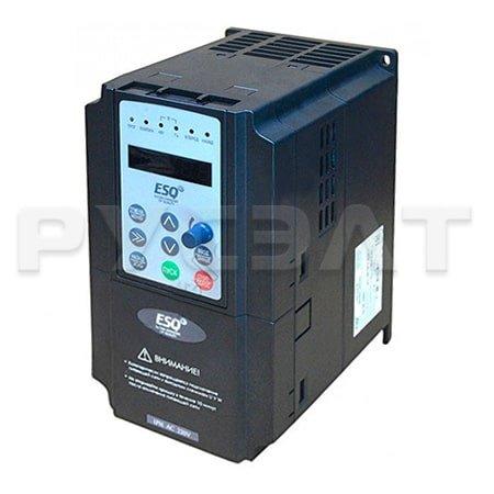 Преобразователь частоты ESQ-600-4T0007G/0015P