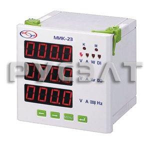 Универсальный индикаторный контроллер МИК-23