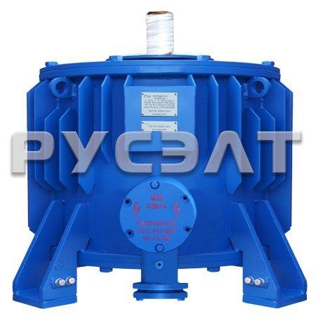 Электродвигатель вертикальный ВАСО4-75-24