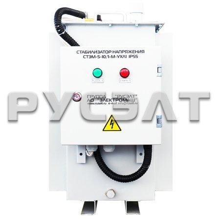 Уличный морозостойкий стабилизатор напряжения СМГ-7/220-А-УХЛ1 IP55