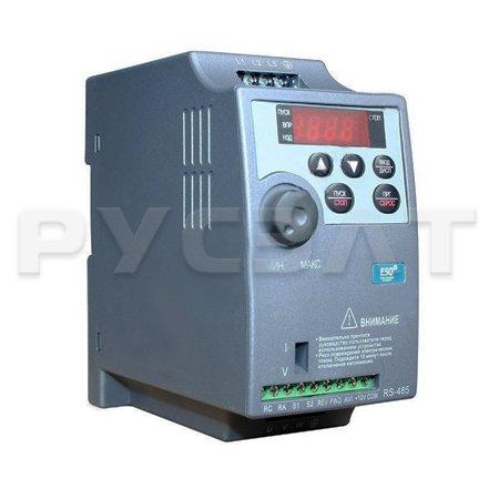 Преобразователь частоты ESQ-210-2S-0.4K