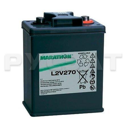 Аккумуляторная батарея MARATHON NALL020270HM0FA L2 V270 HB