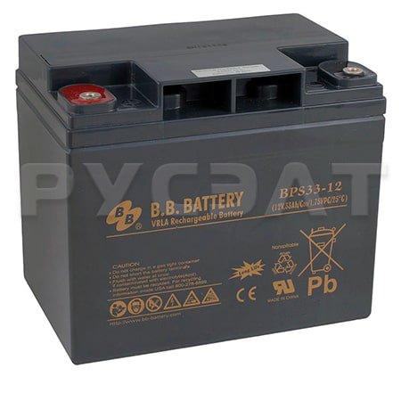 Аккумуляторная батарея BB.Battery BPS 33-12