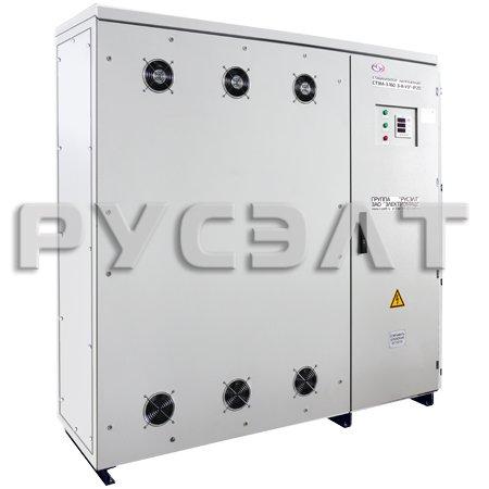 Стабилизатор напряжения трехфазный СТЭМ-3-160/3-А-У3