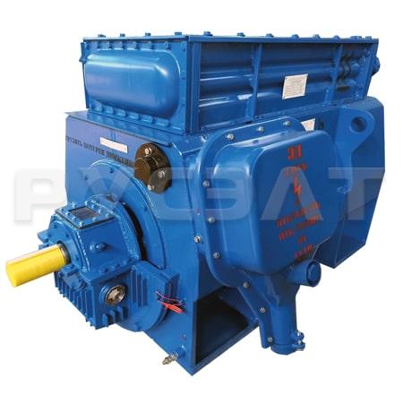 Асинхронный двигатель 4АЗМ-8000/6000 УХЛ4