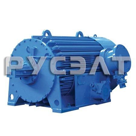 Электродвигатель взрывозащищенный ВАО4 У-630 M-4
