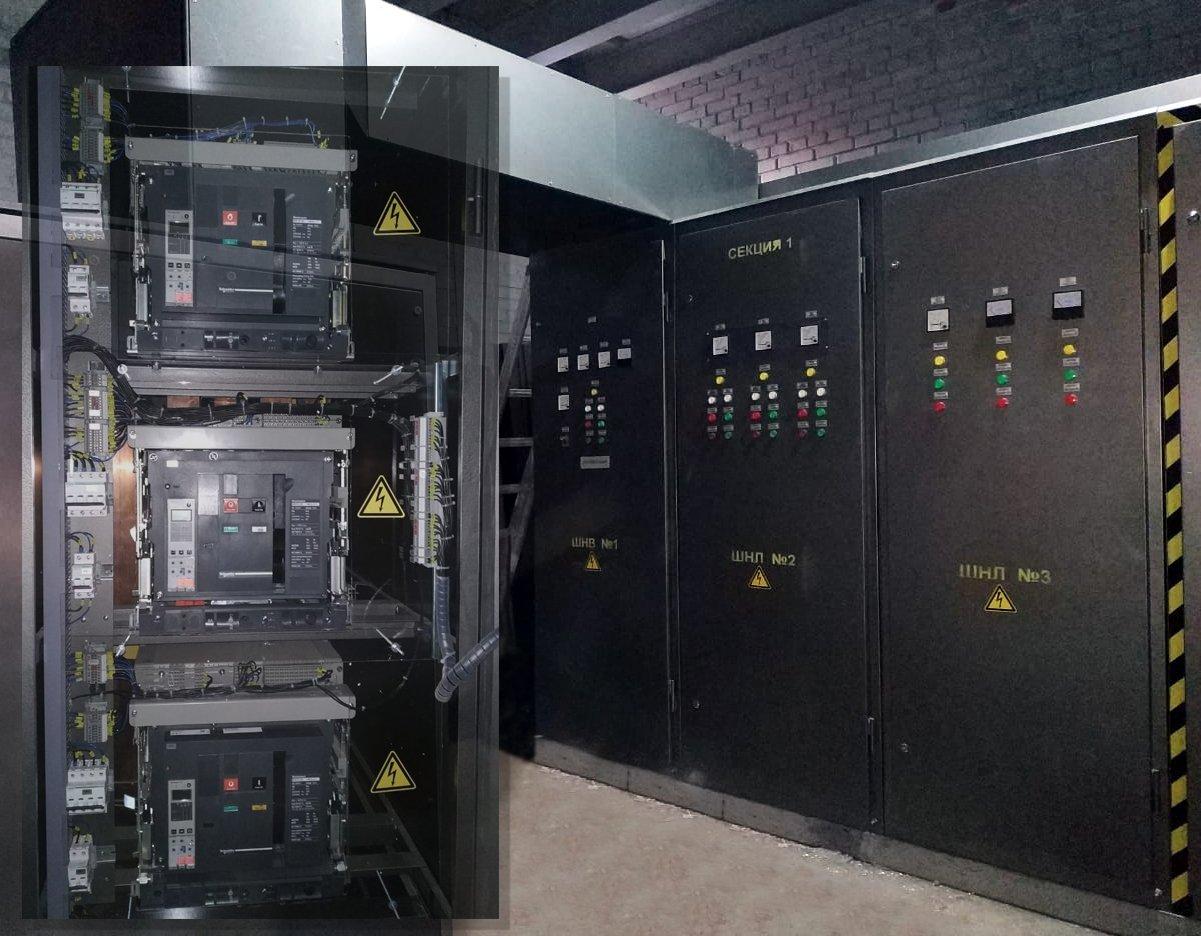 Электроснабжение листопрокатного цеха Череповецкого металлургического комбината ПАО «Северсталь»