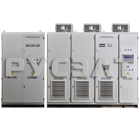Высоковольтный частотный преобразователь SYN-Drive-AV-10-0630-052BSF-IP30