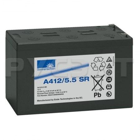 Аккумуляторные батареи Sonnenschein A412/5.5 SR