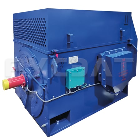 Электродвигатель асинхронный ДАЗО4-450УК-8