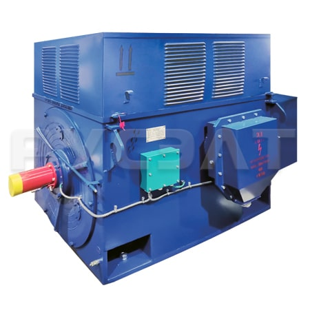Электродвигатель асинхронный с фазным ротором АК4-400У-8У3