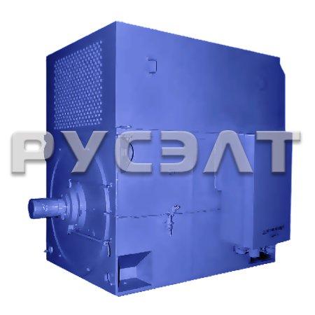 Электродвигатель асинхронный АДЧР-400У-8У1