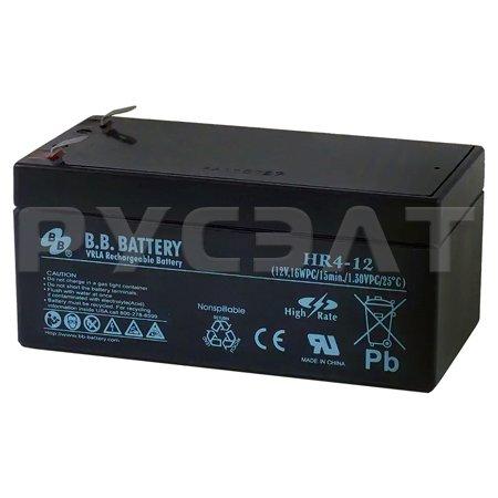 Аккумуляторная батарея BB.Battery HR 4-12