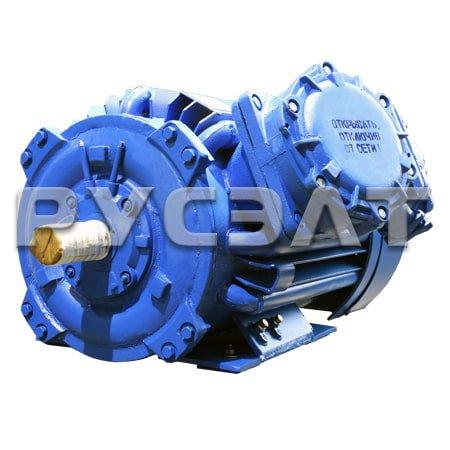 Заказать электродвигатель ВАО2