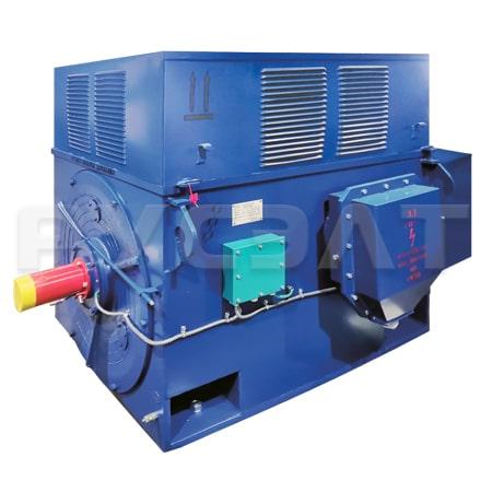 Электродвигатель асинхронный с фазным ротором АК4-450У-4У3
