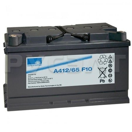 Аккумуляторные батареи Sonnenschein A412/65 F10