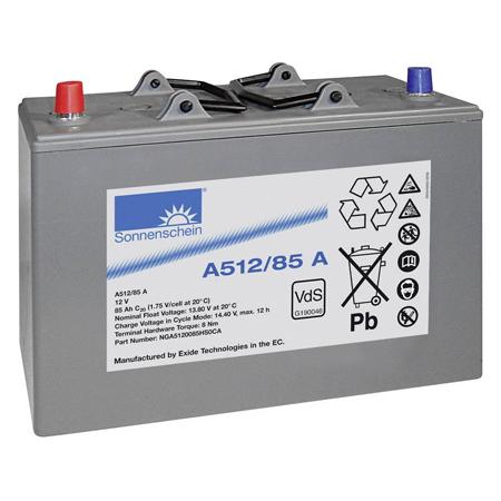 Аккумуляторные батареи Sonnenschein A512/85 A
