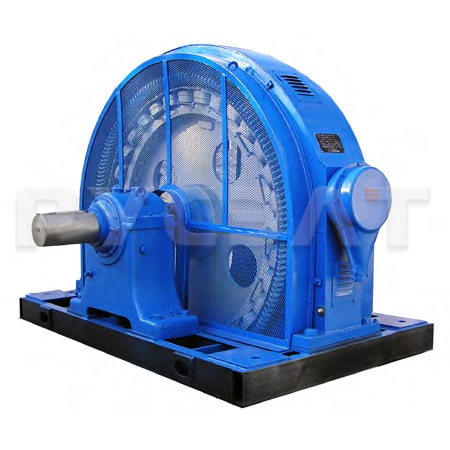 Электродвигатель синхронный СДМ4-1250КB-32 УХЛ4