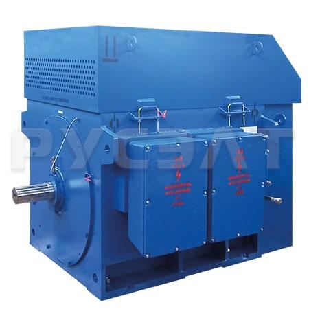 Электродвигатель асинхронный 2АОД-1600/800-6/8 У1