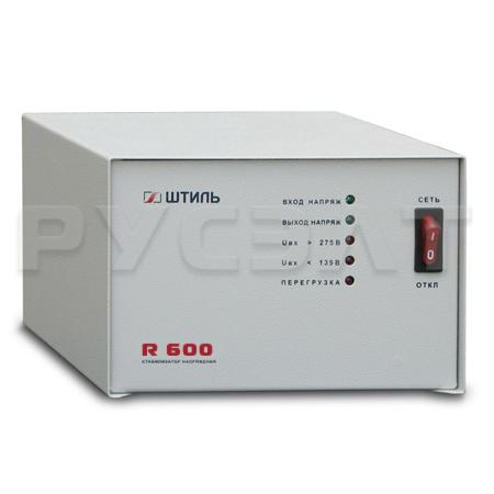 Стабилизатор напряжения Штиль R600 0,6 кВА