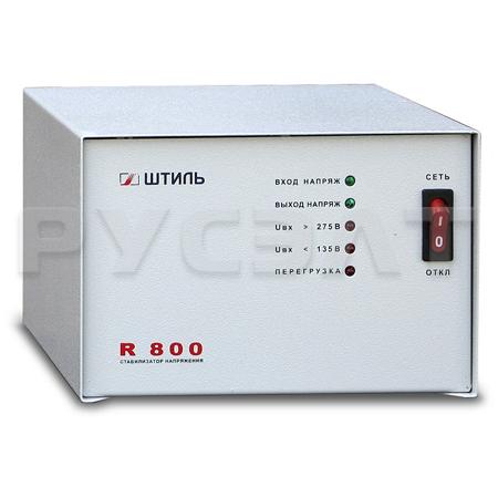 Стабилизатор напряжения Штиль R800 0,8 кВА