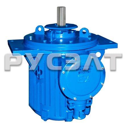 Электродвигатель вертикальный ВАСО7-6,5-12