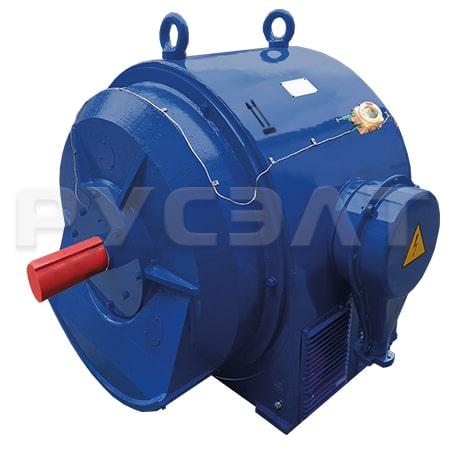 Электродвигатель асинхронный АКЗ 12-35-6УХЛ4